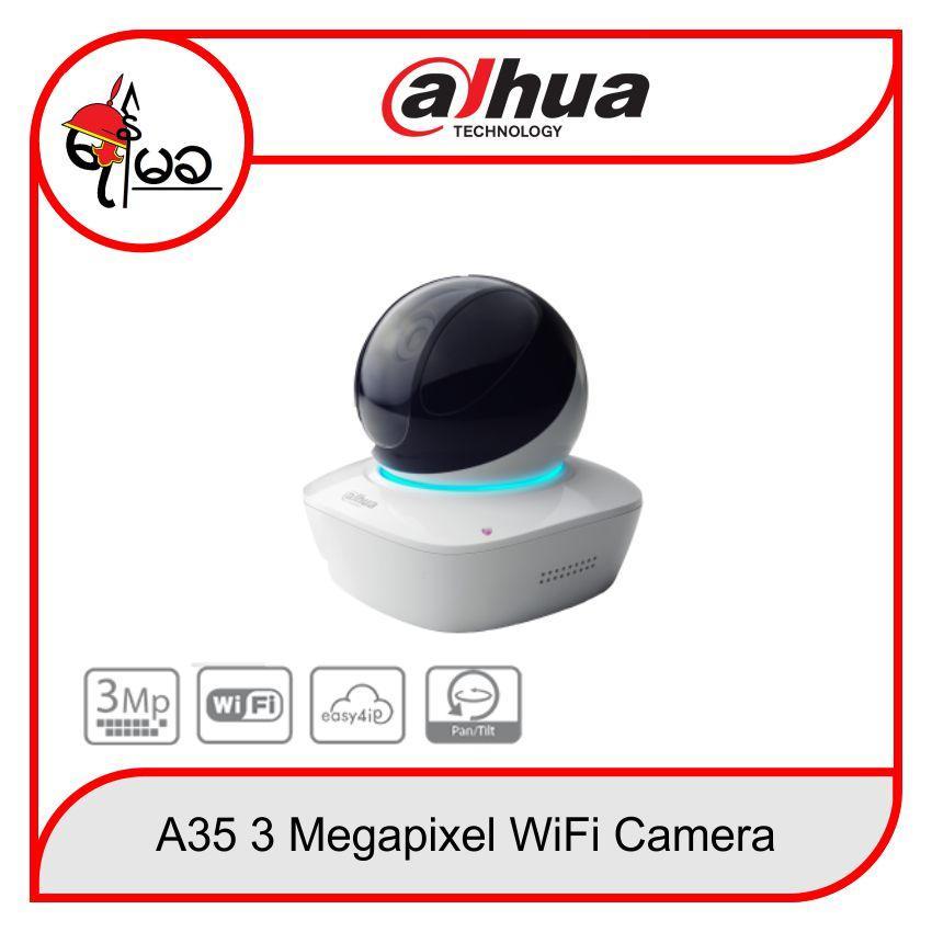 Dahua IPC-A35 3MP Wi-Fi Network CCTV Security Camera (100% Authentic)