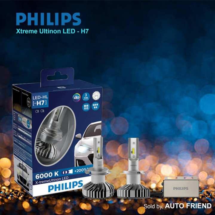 Philips LED-H7 12985  - LED