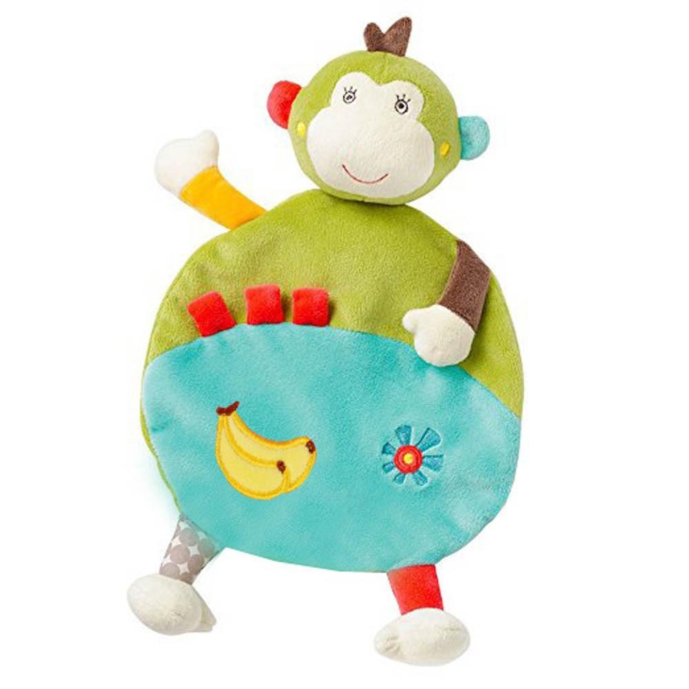 Useful Baby Comfort Plush Cartoon Toy Multifunctional Sleep Children Mouth Towel