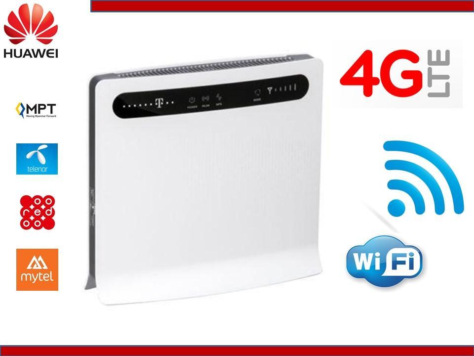 HUAWEI 4G LTE WIFI ROUTER B593