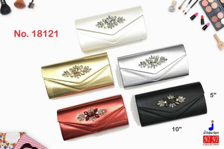 (18121) Clutch Bag Evening Bag Formal Event Bag for Ladies