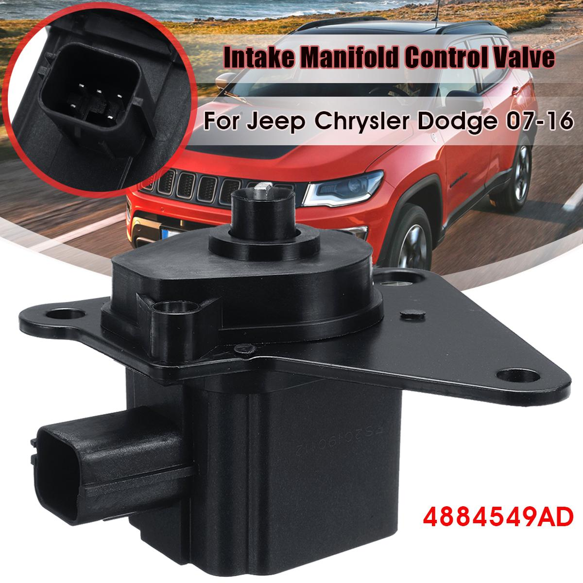 Durable Intake Manifold Runner Control Valve 4884549AD For Jeep Chrysler Dodge