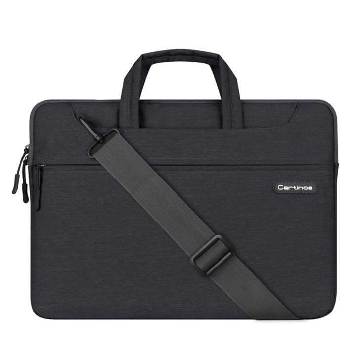 12 inch Cartinoe Starry Series Exquisite Zipper Portable Handheld Laptop Bag with Removable Shoulder Strap for MacBook, Lenovo and other Laptops, Internal Size:32.5x20.5x3.5cm