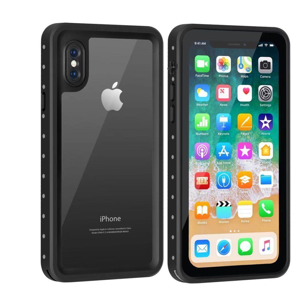 Redpepper Waterproof Case for iPhone XS 5.8 inches, Full Sealed Underwater Protective Cover, Shockproof