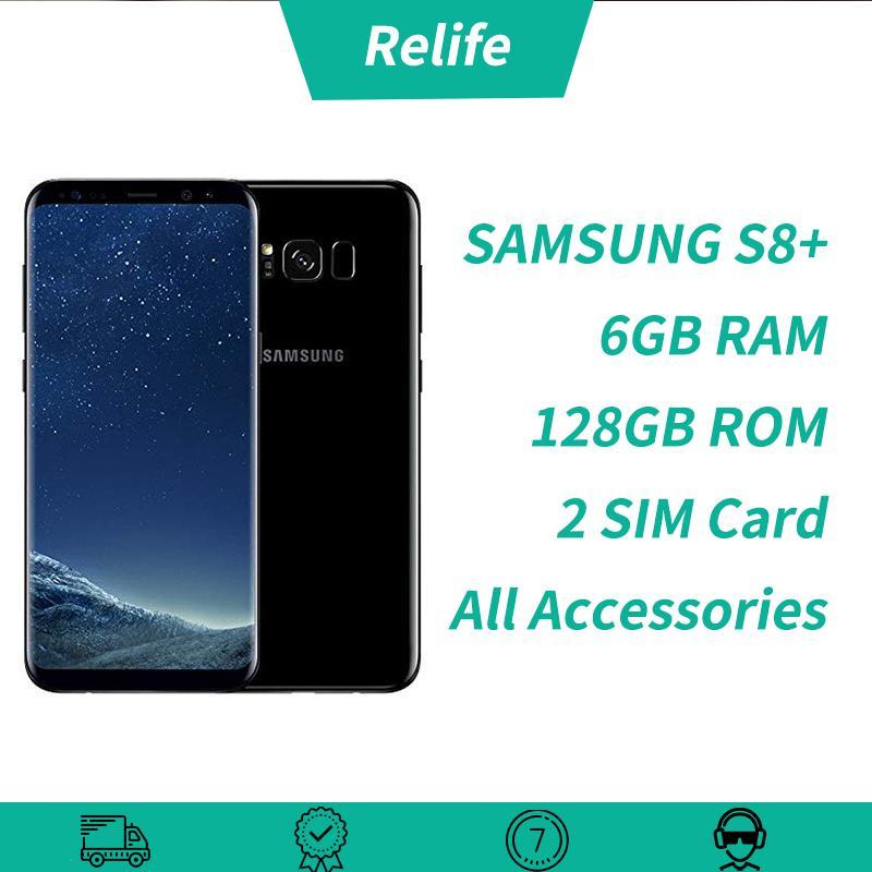Coolplay Park Relife Series-SAMSUNG S8+ 6+128 95% New Korean 2SIM