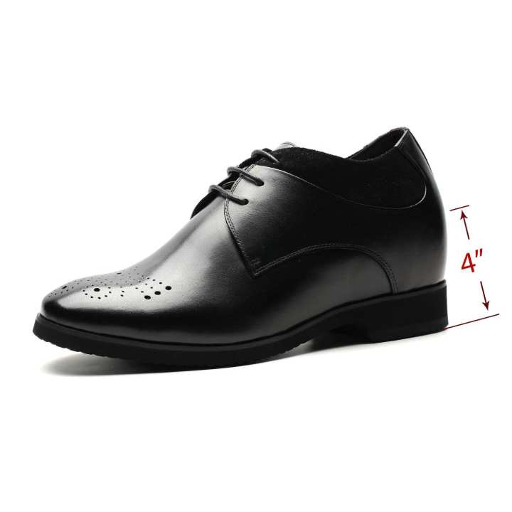 Mr.Confident  Men's Wear Genuine Italian Leather Smart Business Shoes