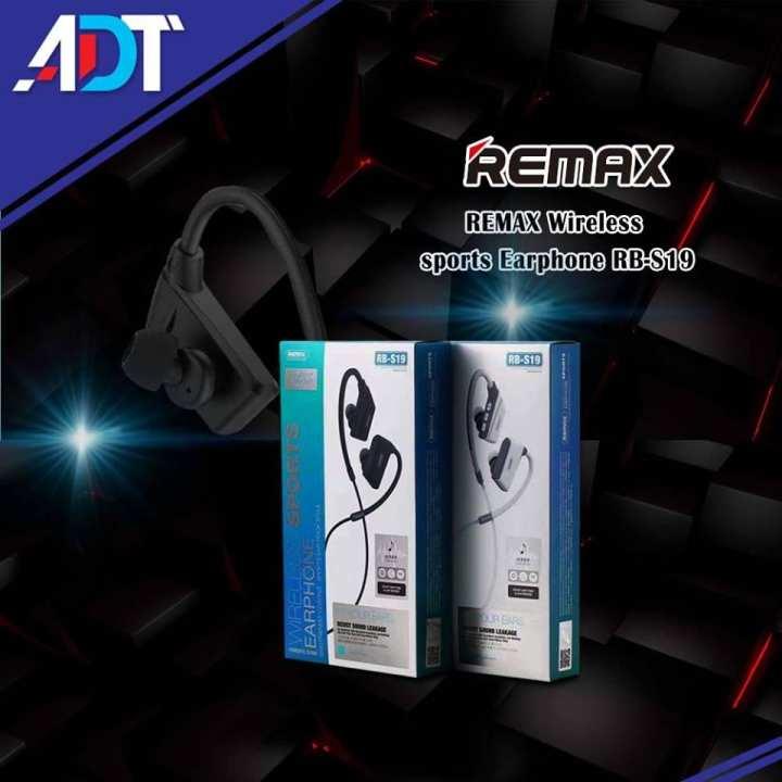 REMAX Wireless sports Earphone RB-S19