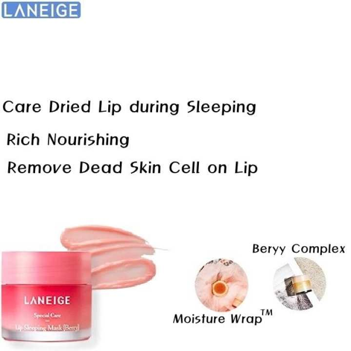 Special Care Lip Sleeping Mask 3g 2pcs