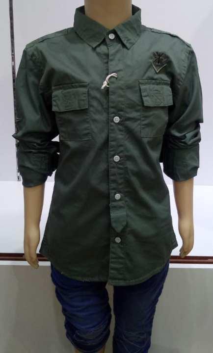 Boy Shirt LS
