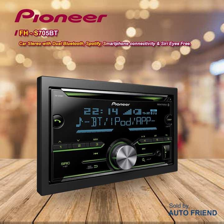 Pioneer FH-S705BT  Car Head Unit