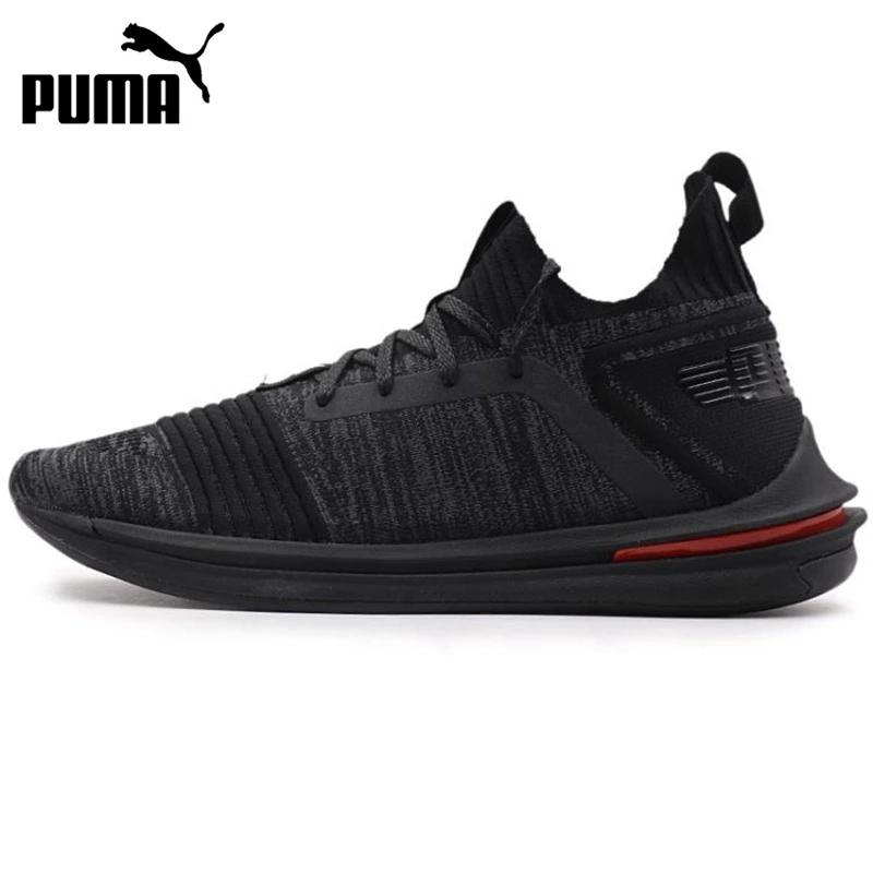 2018 New Arrival Original PUMA IGNITE SHO103 Wear-Resisting Cushioning  Men s shoes Fleece leather Badminton fd74ee90b